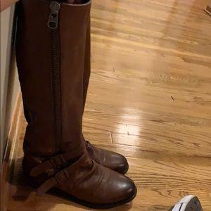 Steve Madden Saviorr Boots